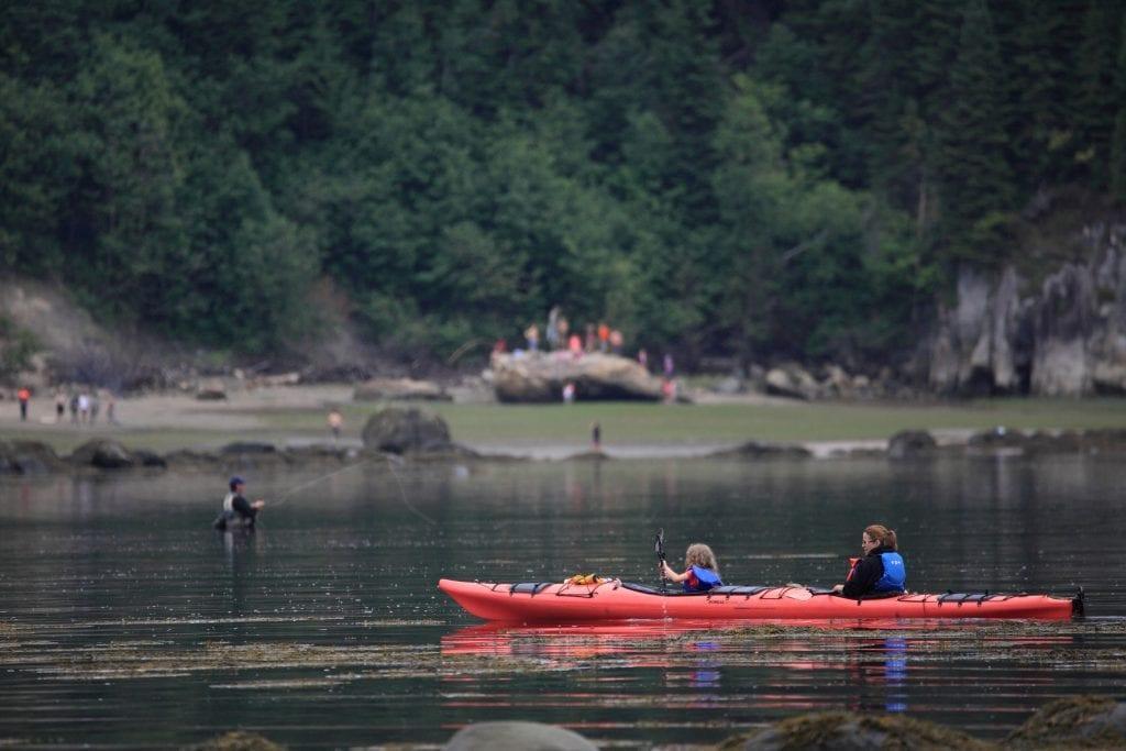 Le Village-Vacances Petit-Saguenay est un endroit idéal pour décrocher.