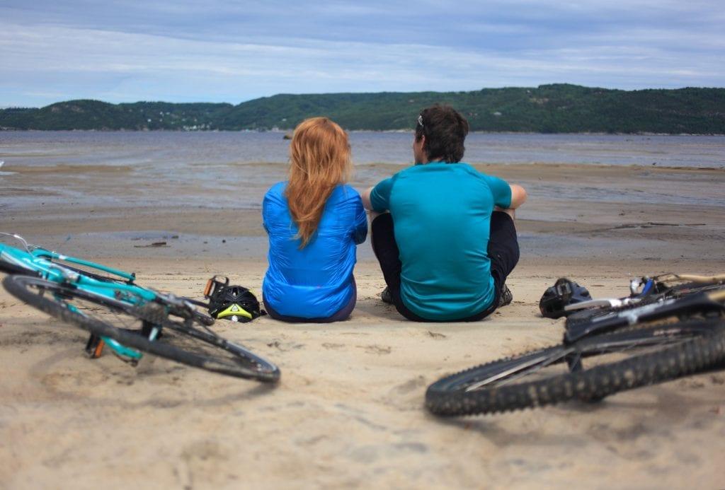 La formule du Village-Vacances permet de profiter de moments intimes en couple.